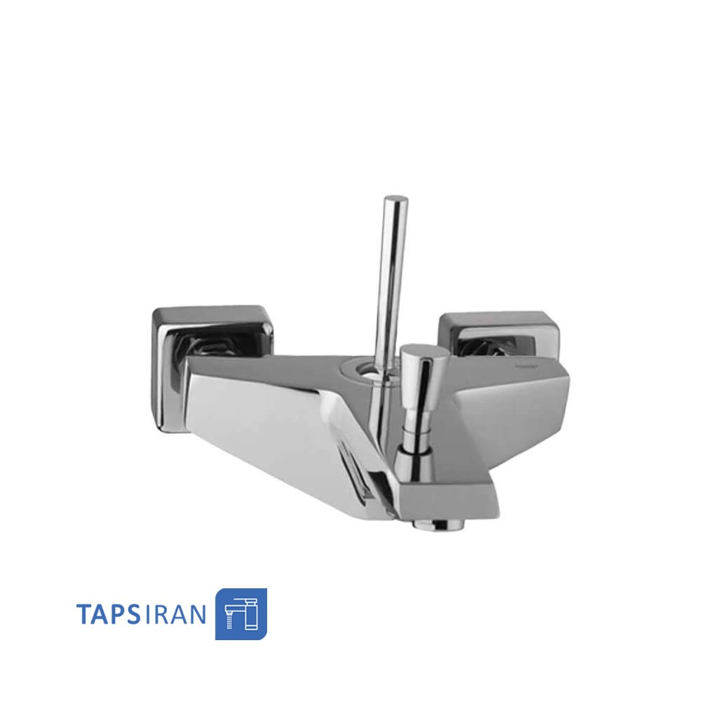 شیر حمام شودر مدل تیفانی