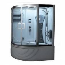 سونا بخار آپارتمانی زرین آب مدل میامی