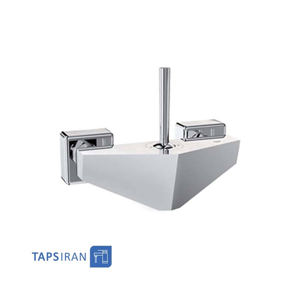 شیر توالت شودر مدل تیفانی